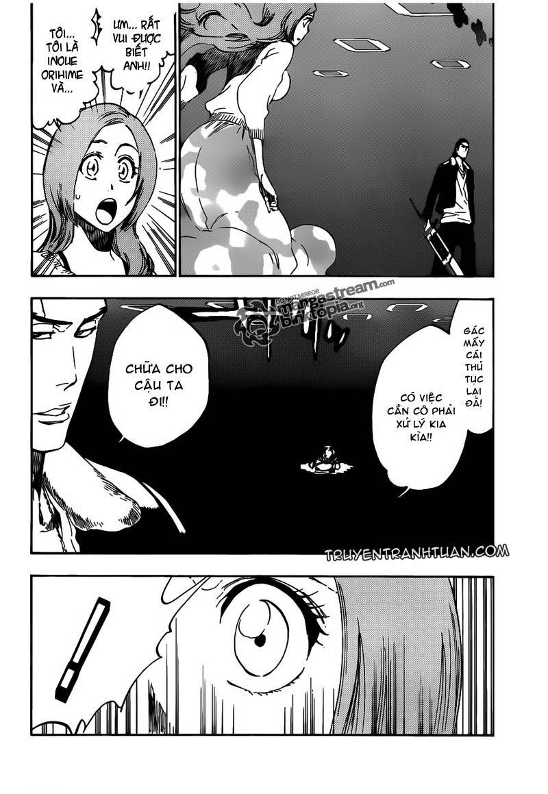 Bleach chapter 449 trang 4