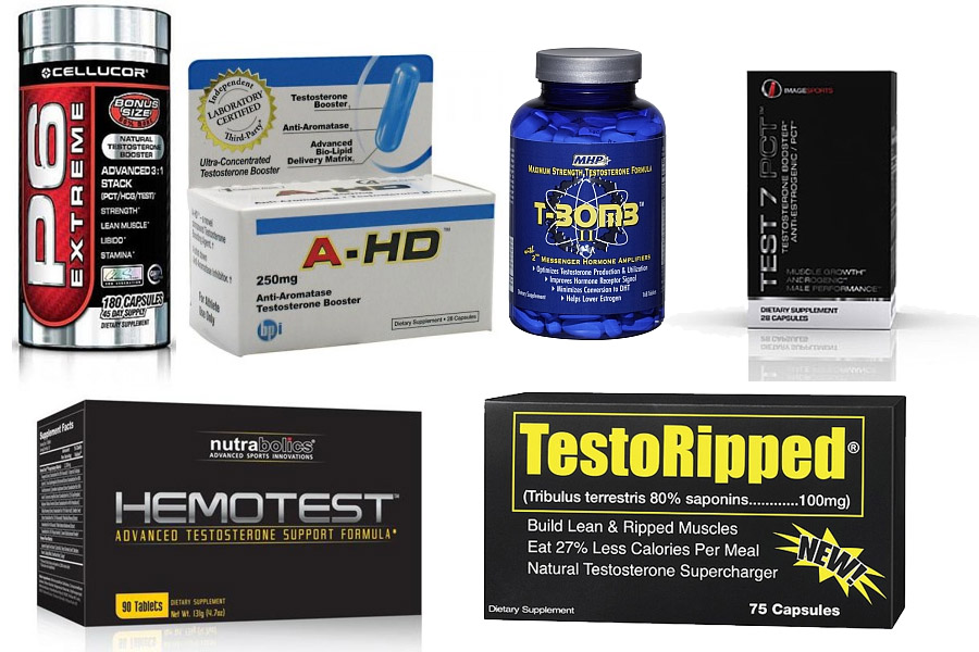 MTB Fitness: Testosterone Boosters