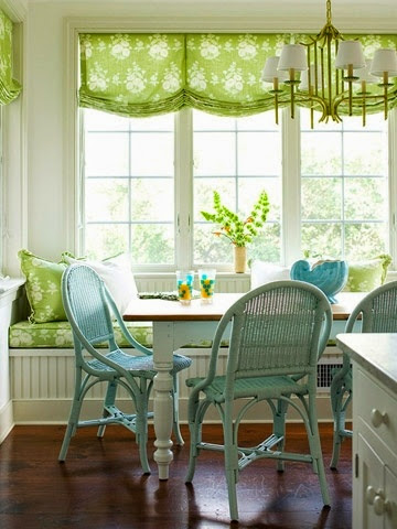 Elegant Kitchen Curtains 8