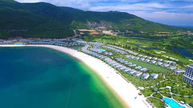 Biệt thự biển vinpearl Nam Hội An là kênh đầu tư lý tưởng về lâu về dài.