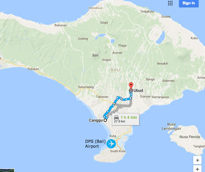 Travel Guide To Ubud Bali Johnnyfd Com Follow The Journey Of A