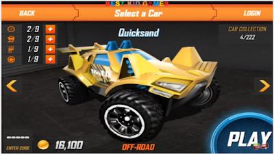 Hot Wheels Showdown Offline Apk Terbaru