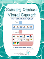 https://www.teacherspayteachers.com/Product/Sensory-Choices-Visual-Support-2652359