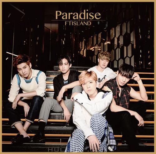 FTISLAND – Paradise – EP