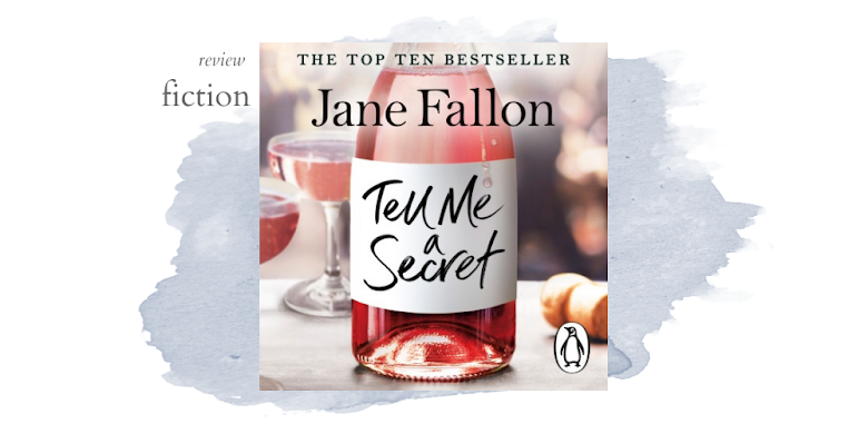 Fiction review: Tell Me a Secret