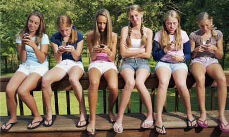 tween teenage girls
