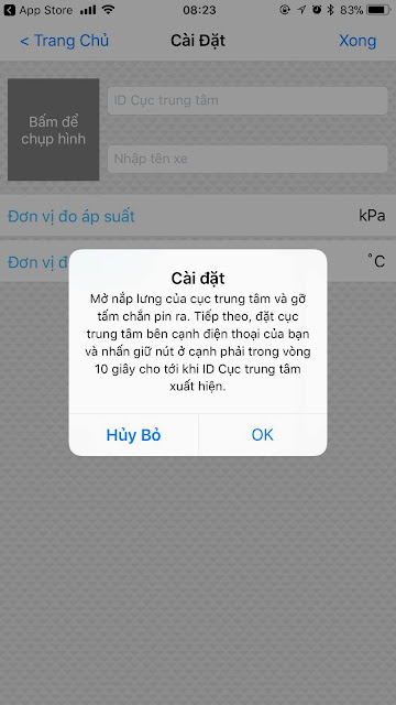 Fobo Tire bằng tiếng Việt | Cảm biến áp suất lốp Fobo Tire | Hotline: 0946578258 | www.fobovietnam.com