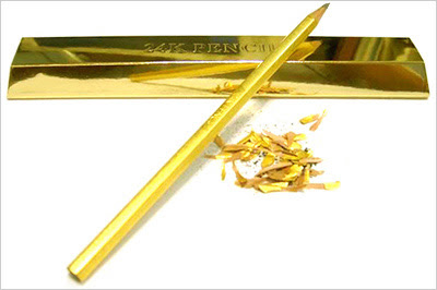 El Lápiz más caro del mundo.