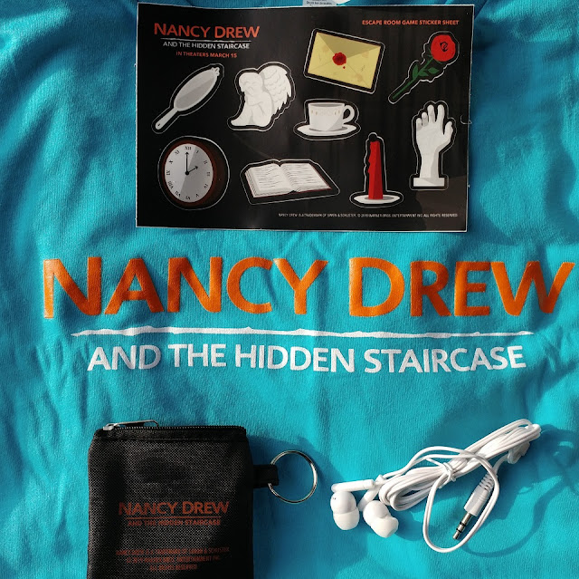 Win Nancy Drew and the Hidden Staircase Movie Swag #ad