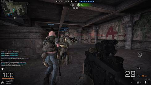 16 Juli 2018 - Prolin 3.0 Black Squad Indonesia Wallhack, Aimlock AutoHS, 1 Hit, Ammo, No Recoil, DLL