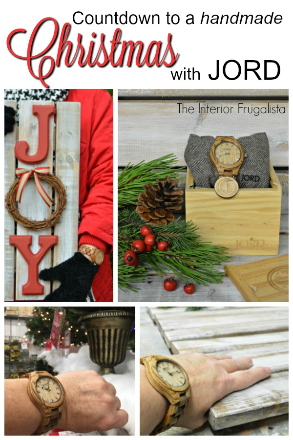 Countdown to a handmade Christmas with JORD