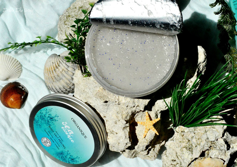 Organique Rewitalizujący Peeling solny  Sea Essence