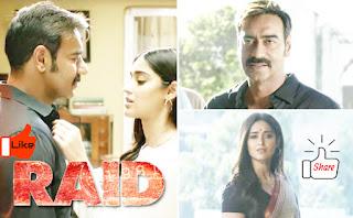 Raid | Official Trailer | Ajay Devgn