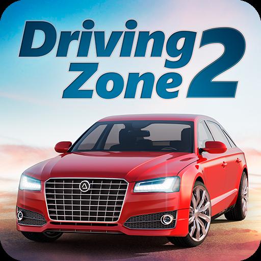 تحميل لعبة Driving Zone 2 v0.56 مهكرة وكاملة للاندرويد نقود لا نهاية