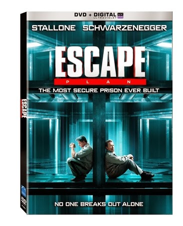 DVD Review - Escape Plan