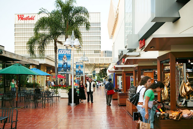 Shopping Westfield Century City em Los Angeles