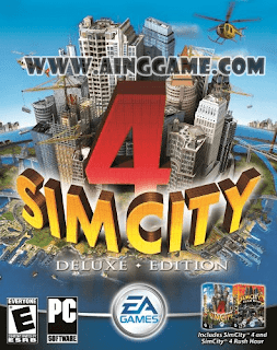 Simcity 4 Deluxe Edition for PC Game Download