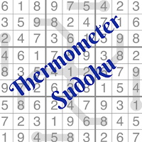 Thermometer Sudoku Puzzles Main Page