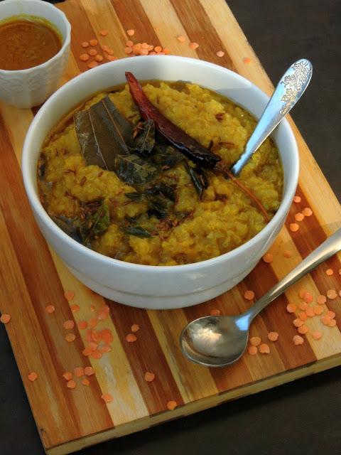 Masoordal Quinoa Khichdi