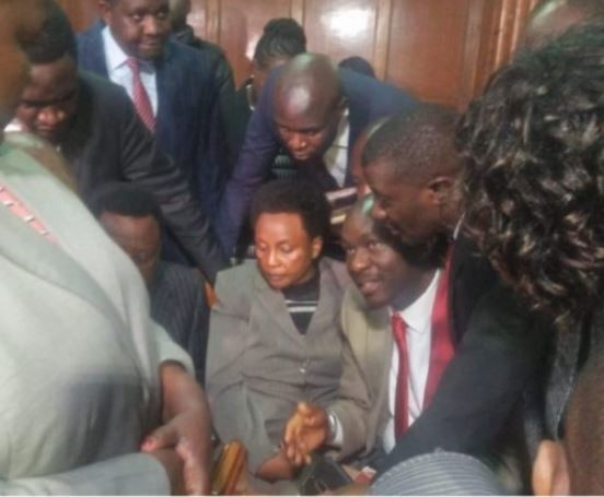 Kenyan deputy chief justice arrested and charged with tax evasion, abuse of office and corruption