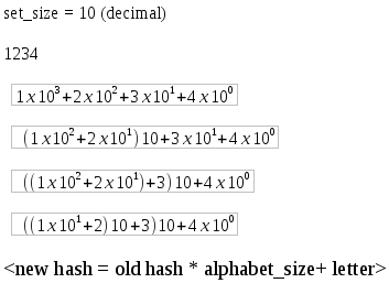 Programming Communications: Text search 2: Rabin-Karp rolling hash
