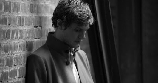 Evan Peters para 'The Laterals'