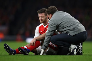 Shkodran Mustafi speaks Out On His Injury