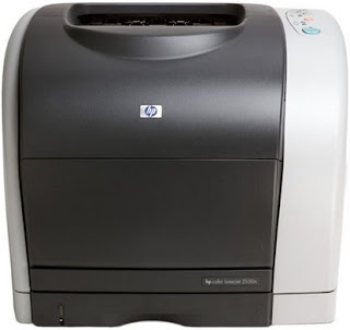 HP Color Laserjet 2550N Printer Driver Download