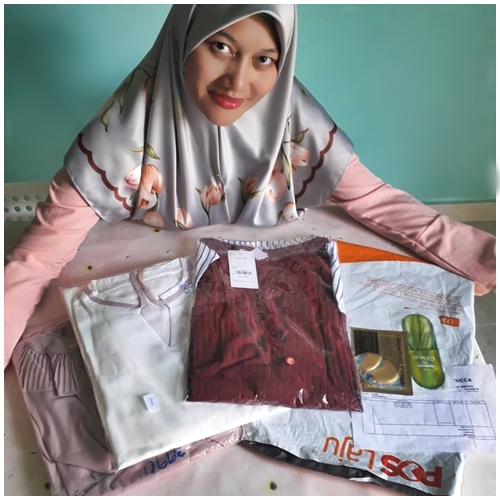 Unboxing Blouse By Zucca