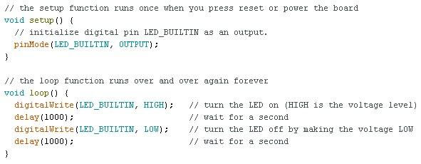 Belajar arduino led kedip blinking elektronika