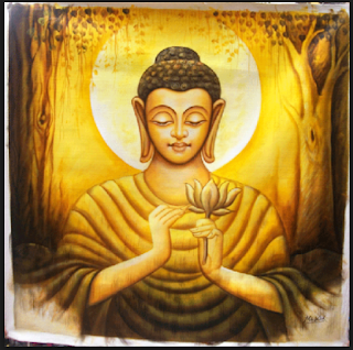 TREATMENT OF BUDDHISM IN MODERN POETRY