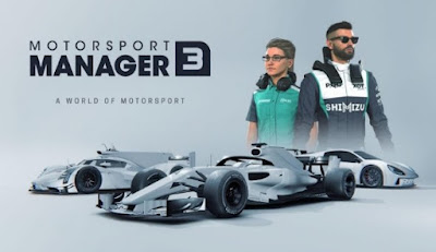 Motorsport Manager Mobile 3 Apk + Data Free on Android