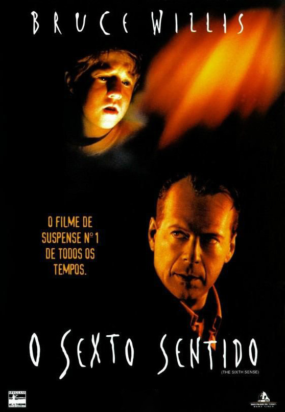 O Sexto Sentido Torrent - BluRay 720p/1080p Dual Áudio