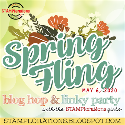 Spring Fling blog hop and Linky Party until May 31st