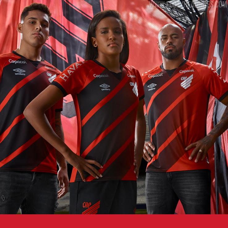 Athletico Paranaense 20-21 Home, Away, Third & Goalkeeper Kits ...