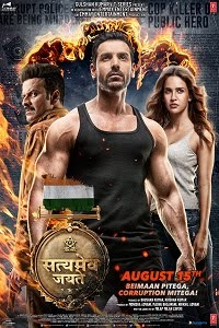 Download Satyameva Jayate (2018) Hindi Movie 720p [1.2GB]