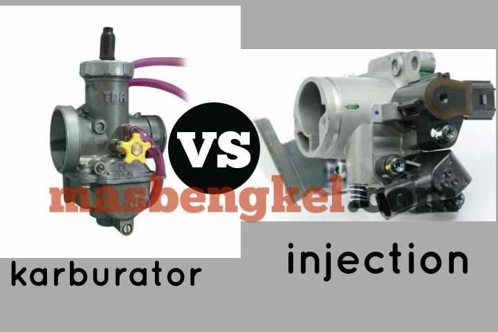 karburator vs injeksi