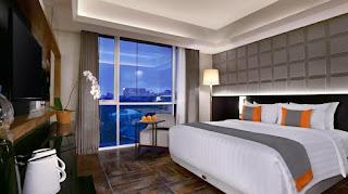Harper Pasteur (Hotel Jaringan Internasional Yang Baru Launching di Bandung)