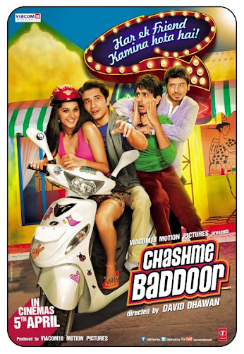 Chashme Baddoor (2013) Movie Poster