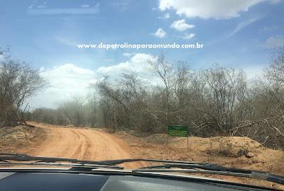 Estrada do Castanho