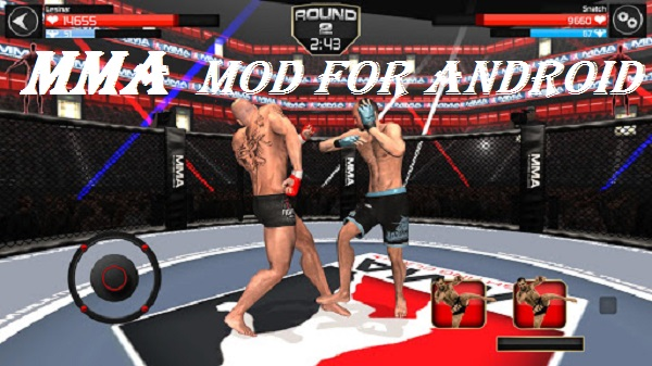Download MMA Fighting Clash Mod Apk Unlimited Money Game