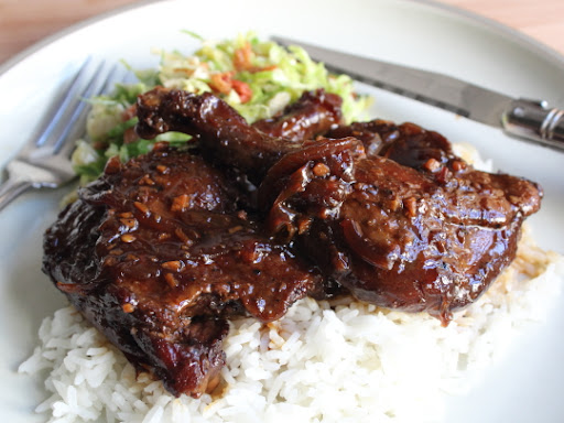 Duck Leg Adobo – A Real Family Meal