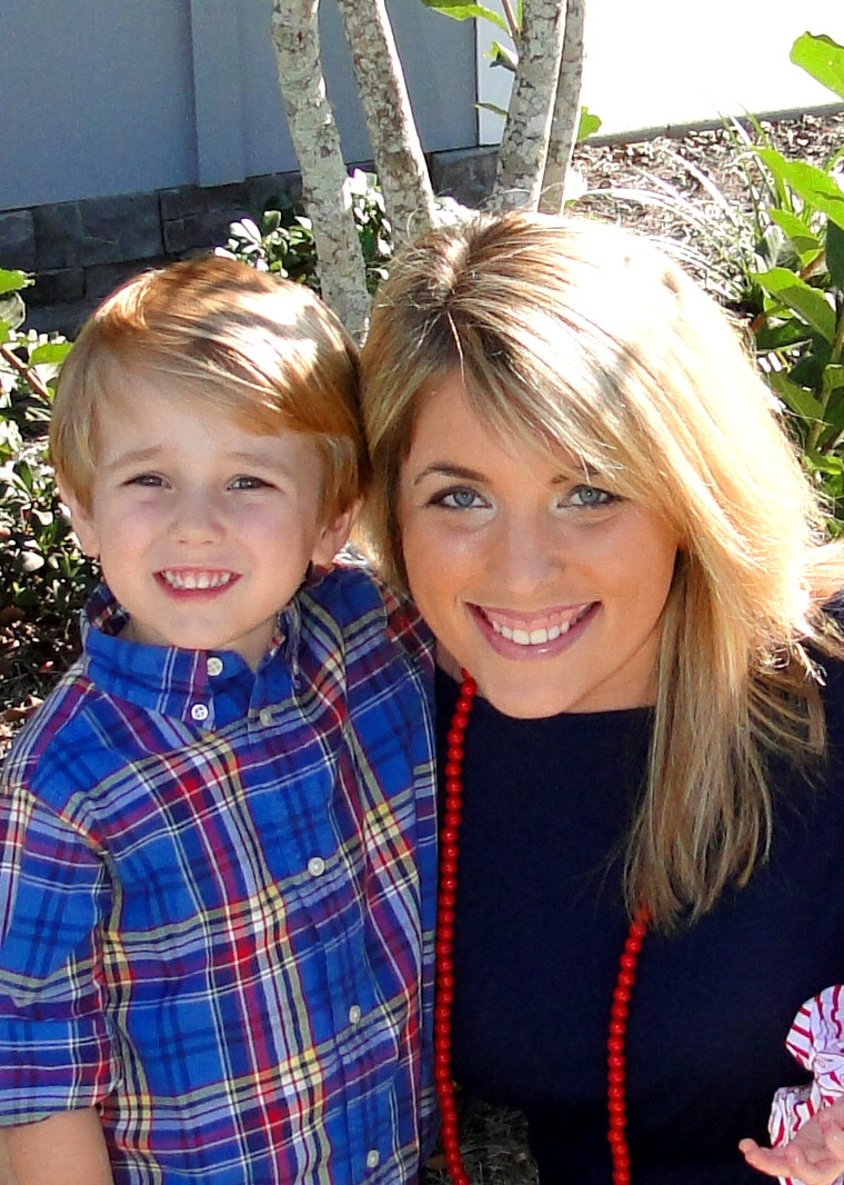 """Kye and Mommy Date """"Knight"""""""