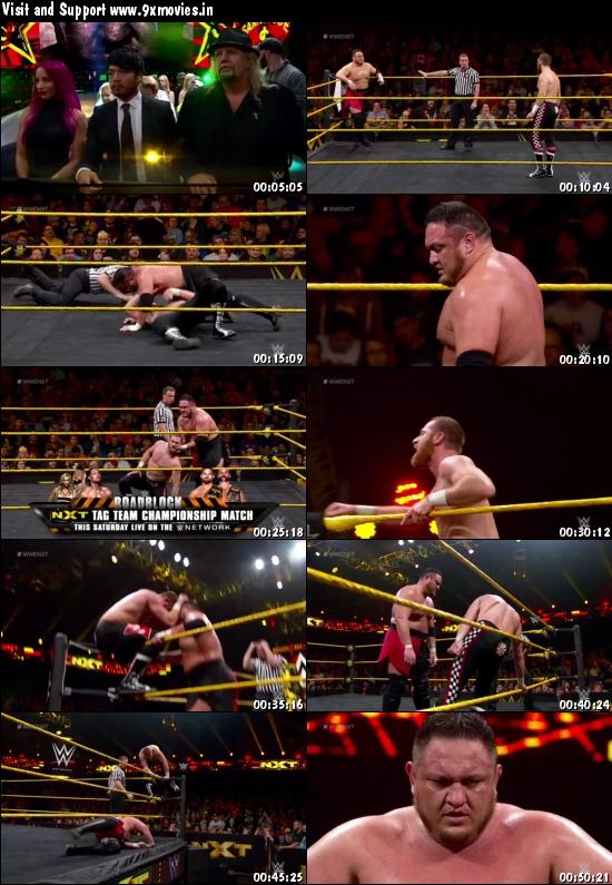 WWE NXT 09 March 2016 WEBRip 480p