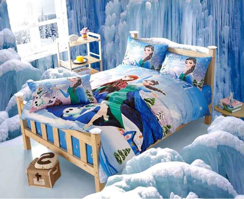 30 contoh dekorasi kamar tidur anak perempuan bertema