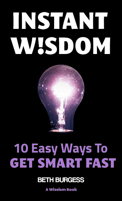 instant-wisdom, beth-burgess, book
