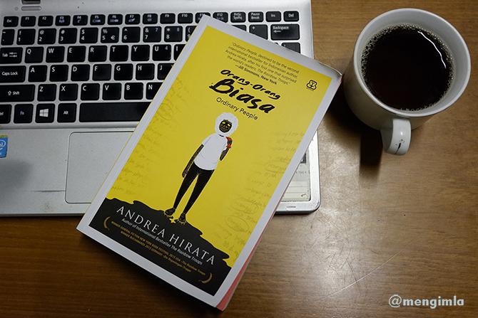 Novel Orang-orang Biasa karya Andrea Hirata