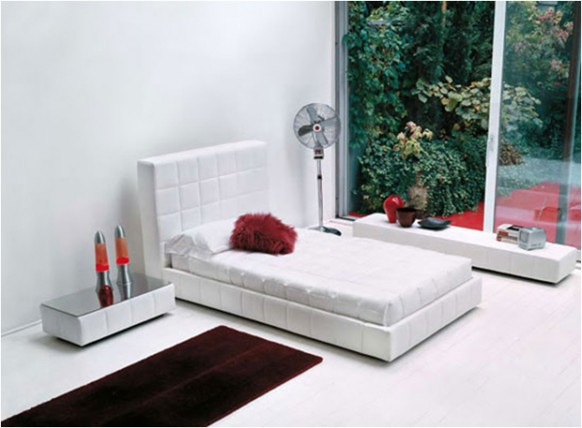Home Decoration Design: Bedroom Decorating Ideas From Evinco