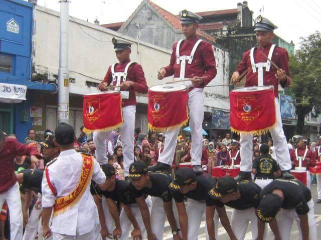 Marching Band SPP SUPM Nusanara Kab Batang