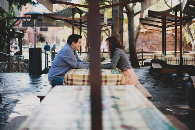 Disneyland Engagement Pictures - Katie Pritchard Photography
